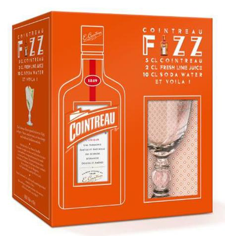 Cointreau & Glass Pack - 35cl 40%
