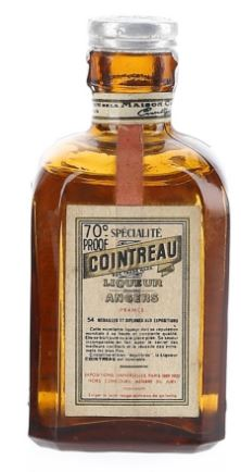Cointreau 70 Proof Specialite Extra Dry Miniature - 40%