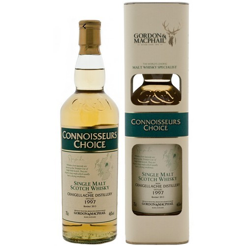 Craigellachie 1997 Connoisseurs Choice Single Malt