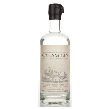 Cream Gin - 70cl 43.8%