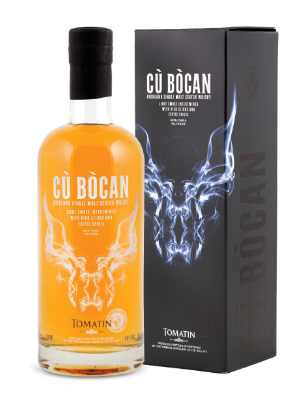 Tomatin Cu Bocan Single Malt Scotch Whisky - 70cl 46%