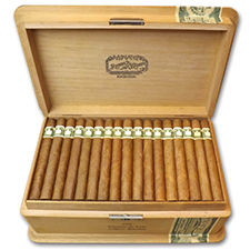 A Ramon Allones Coronas de Lujo cabinet of 100 cigars sold for £20,500, or more than $32,000.