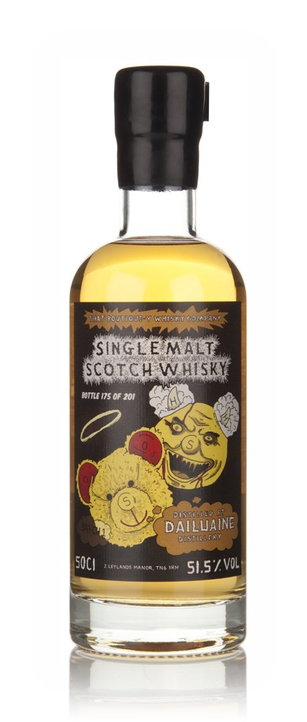 That Boutique-y Whisky Company Single Malt Dailuaine 50cl 51.1%