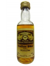 Dallas Dhu 1968 Connoisseurs Choice Whisky Miniature - 5cl 40%