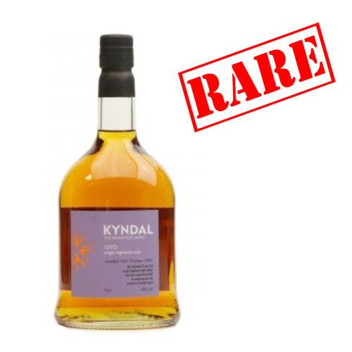 Dalmore 12 Year Old Kyndal \'Brightest Spirit\' Single Malt Whisky - 70cl 40%
