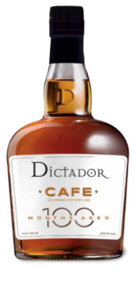 Dictador Cafe 100 Rum - 70cl 40%