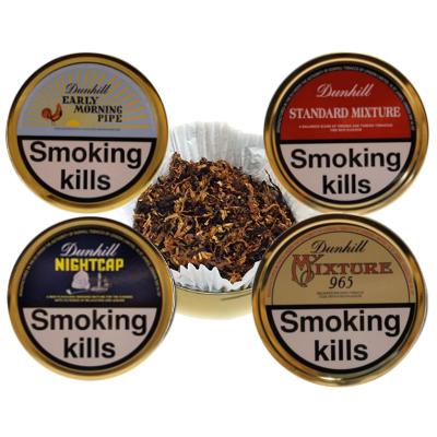 Dunhill Pipe Tobacco Sampler - 40g