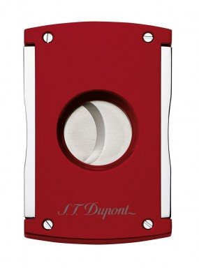 ST Dupont Maxijet Cigar Cutter – Lacquered Red