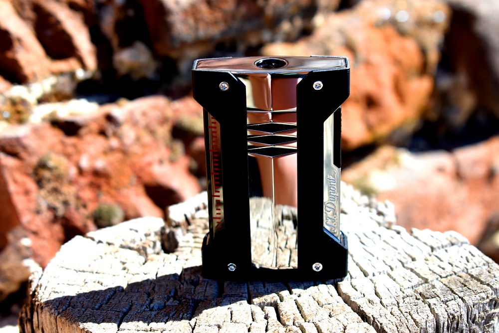 ST Dupont Lighter – Defi Extreme – Chrome fa6217aa5fd