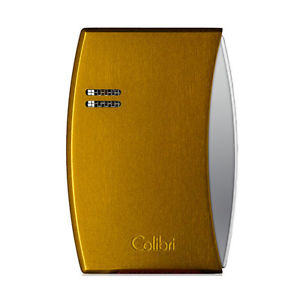 Colibri Eclipse – Single Jet Lighter - Anodized Sun Yellow (Discontinued)