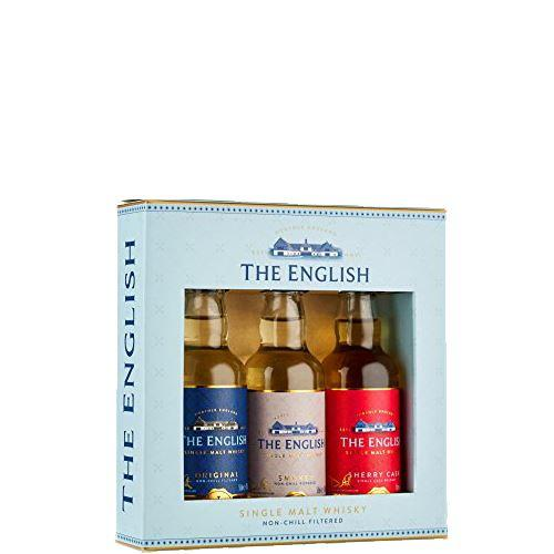 The English Miniature 3x5cl Gift Pack