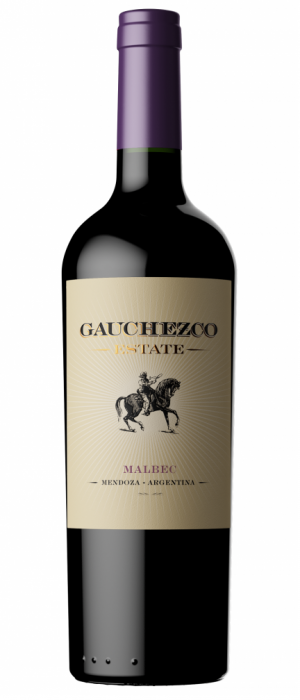 Gauchezco Estate Malbec Red Wine - 75cl 13.5%
