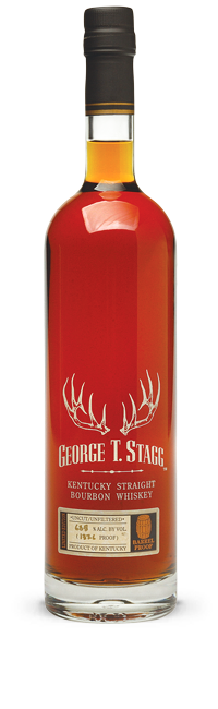 George T. Stagg Kentucky Straight Bourbon Whiskey - 75cl 64.6%