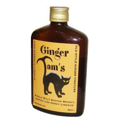 Ginger Tams Whisky Liqueur - 35cl, 48.5%