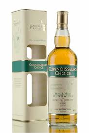 Glen Elgin 1998 Connoisseurs Choice Single Malt Scotch Whisky - 70cl 46%