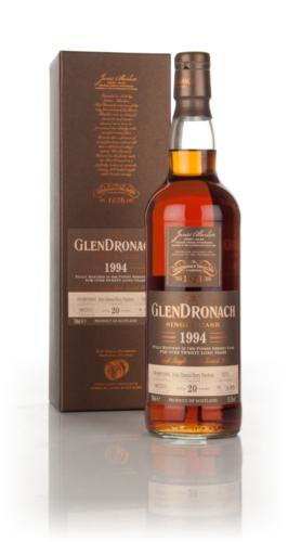 Glendronach 20 Year Old 1994 (cask 3273) Batch 12 - 70cl 53.3%