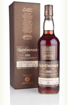 Glendronach 23 Year Old 1993 Oloroso Sherry Cask #564 Whisky - 70cl 58.9%