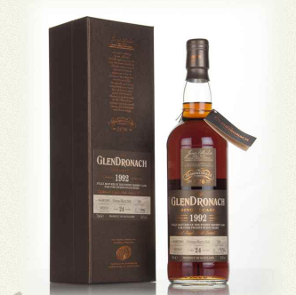 Glendronach 24 Year Old 1992 Oloroso Sherry Cask #43 Whisky - 70cl 52.1%