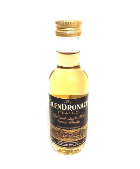 Glendronach Peated Miniature - 5cl 46%