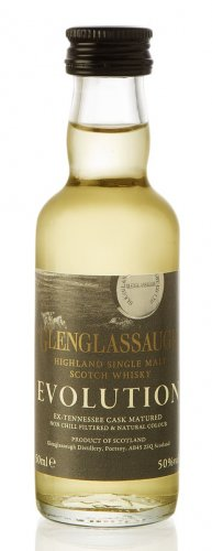 Glenglassaugh Evolution Miniature - 5cl 50%