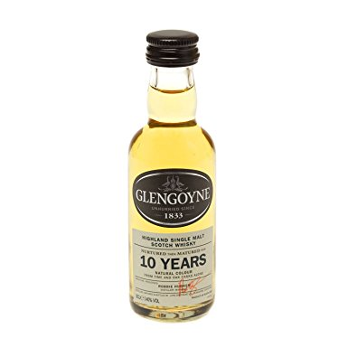 Glengoyne 10 Year Old Miniature - 40% 5cl
