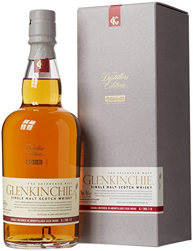 Glenkinchie 1996 Amontillado Finish (Bottled 2010) Distillers Edition 70cl 43%