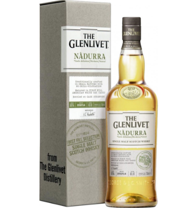 Glenlivet Nadurra First Fill Single Malt Scotch Whisky - 70cl 63.1%