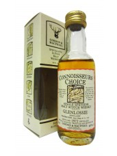 Glenlossie 1972 Connoisseurs Choice Single Malt Scotch Whisky Miniature - 5cl 40