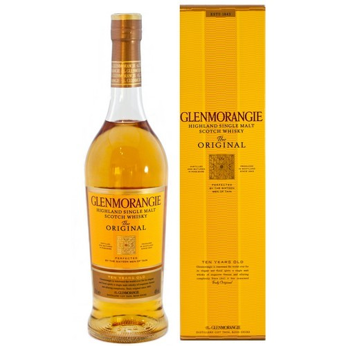 Glenmorangie 10 Year Old Original - 70cl 40%