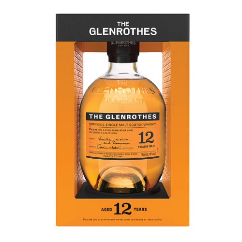 Glenrothes 12 Year Old - 70cl 40%