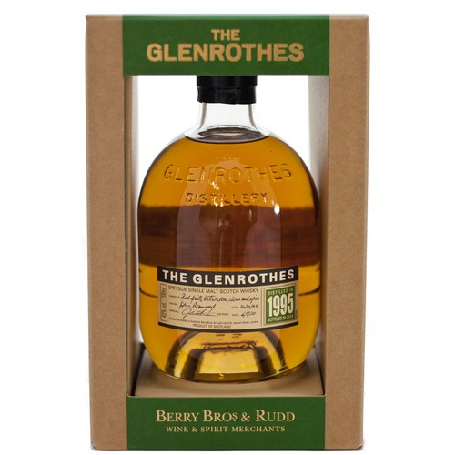 Glenrothes 1995 Single Malt Scotch Whisky - 70cl 43%