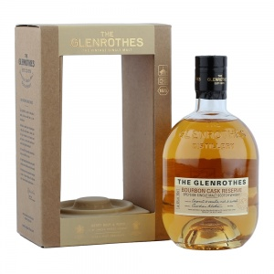 Glenrothes Bourbon Cask Reserve Single Malt Scotch Whisky - 70cl 40%