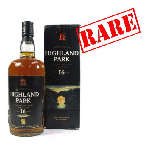 Highland Park 16 Year Old - 1 Litre 40%