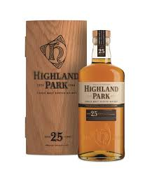 Highland Park 25 Year Old - 70cl 45.7%