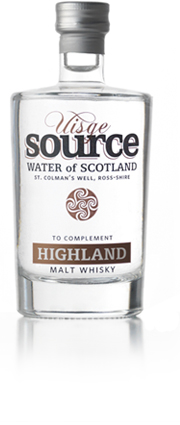 Uisge Water of Scotland Complimenting Highland Whisky - 10cl
