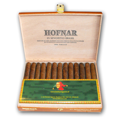 Hofnar Senoritas Brazil - Box of 25