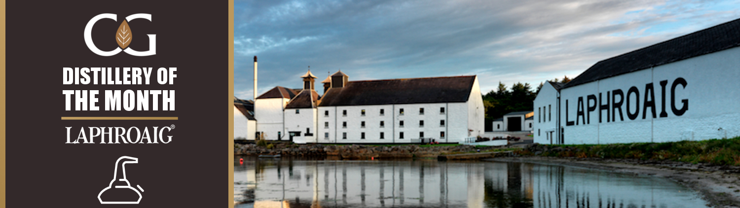 Featured Distillery - Laphroaig