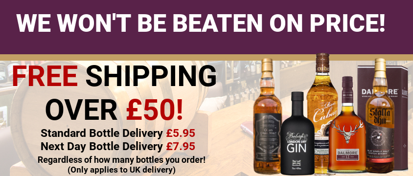 Free Shipping Whisky