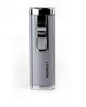 Honest Ramsey Cigar Lighter Grey (HON25)