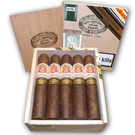 Hoyo de Monterrey Grand Epicure Limited Edition 2013 cigar Cuban Cigar