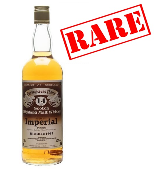 Imperial 14 Year Old Connoisseurs Choice Whisky - 75cl 40%