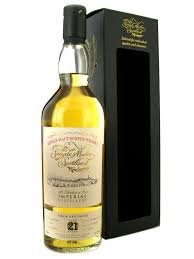 Single Malts of Scotland Imperial 21 Year Old 1997 Single Malt Whisky - 70cl 50.