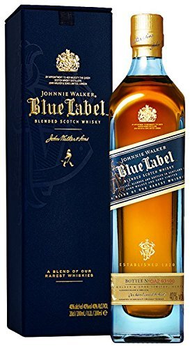 Johnnie Walker Blue Label Whisky 20cl 46