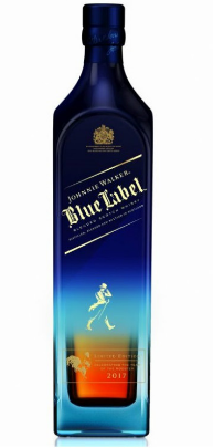 Johnnie Walker Blue Label Year of the Rooster Whisky - 70cl 40%