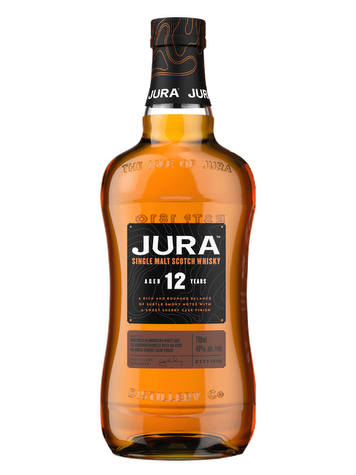 Jura 12 year old Without Tin - 40% 70cl (Isle of Jura)