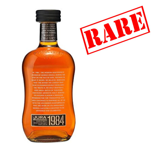 Isle of Jura 1984 Single Malt Scotch Whisky - 70cl 44%