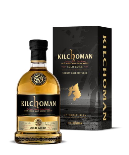 Kilchoman Loch Gorm 2016 Release Single Malt Scotch Whisky - 70cl 46%