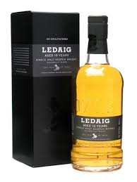 Ledaig 10 Year Old Single Malt Scotch Whisky - 70cl, 46.3%