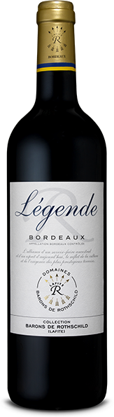 Legende Barones de Rothschild 2014 Wine - 75cl