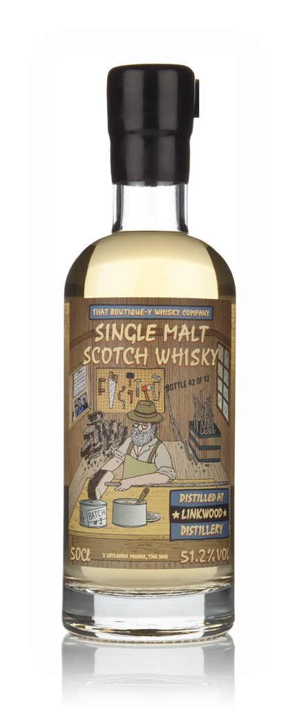 That Boutique-y Whisky Company Single Malt Linkwood 51.2% 50cl